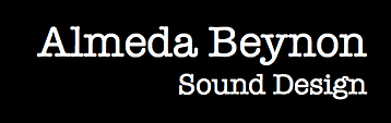 Almeda Beynon Sound Design
