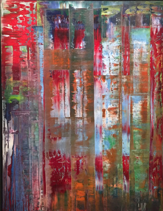 Gerhard Richter - Life of Images Exhibition