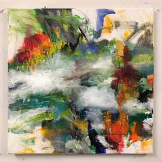 Using Abstracts to Loosen Up Your Creativity