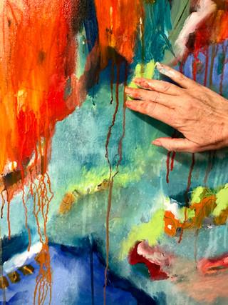 Creating Abstract Art pt 1