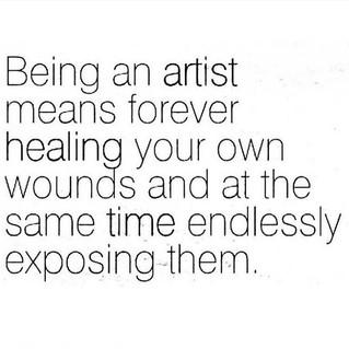 Does Art Heal?
