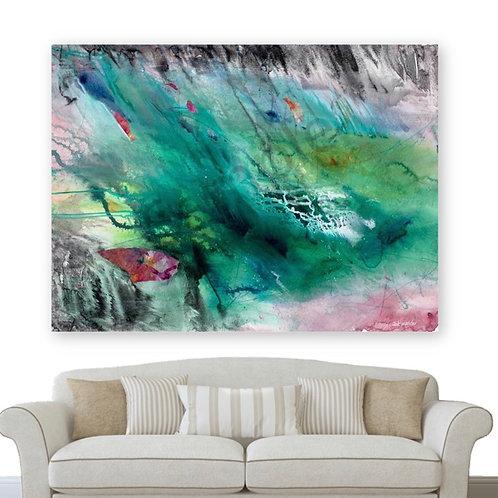 The Dancing Sea - Fine Art Reproduction