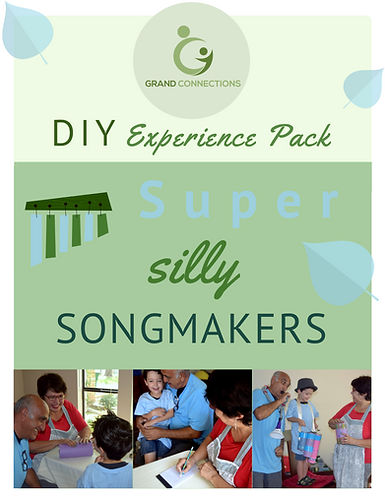 Super Silly Songmakers DIY Experience Pack