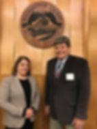 MN State Senator Kara Bigham & Washington County Commissioner Gary Kriesel