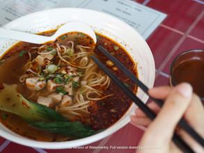 Tasty Chinese-Muslim Food in Cyberjaya (Halal)