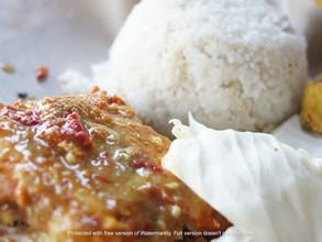 Ayam Getok Mantul a Haven for Fiery Chilli Food (Halal)
