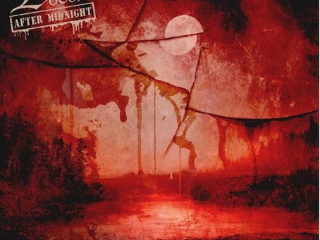 """Paint the Sky with Blood"" - EP - Bodom After Midnight - Review"