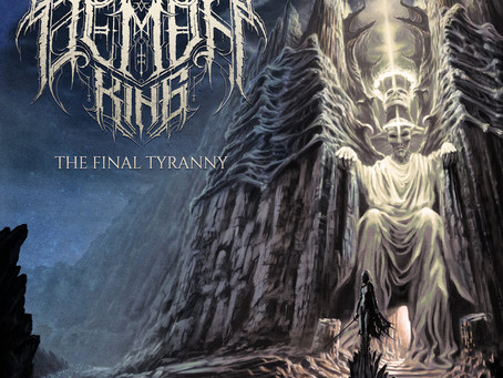 """The Final Tyranny"" EP by Demon King - Review"