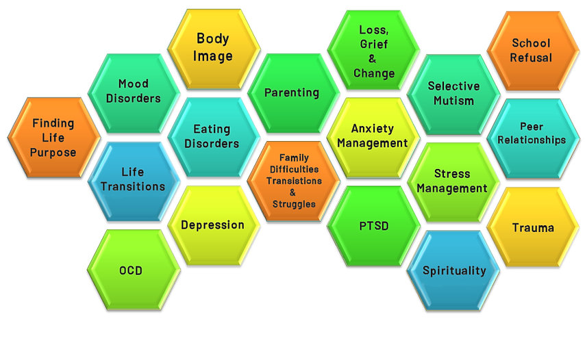 The Budding Elm Chid Teen Family Counselling services