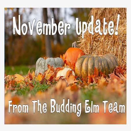 November Update!