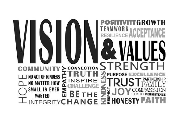 The Budding Elm Vision & Vaues