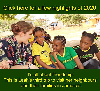 2020 leah school girls green background