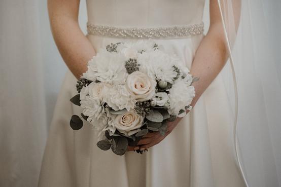 idee piccolo bouquet da sposa