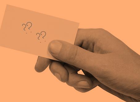 שיווק למטפלים: מה כותבים בכרטיס ביקור?