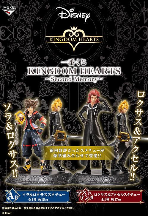 Ichiban Kuji Kingdom Hearts ~Second Memory~