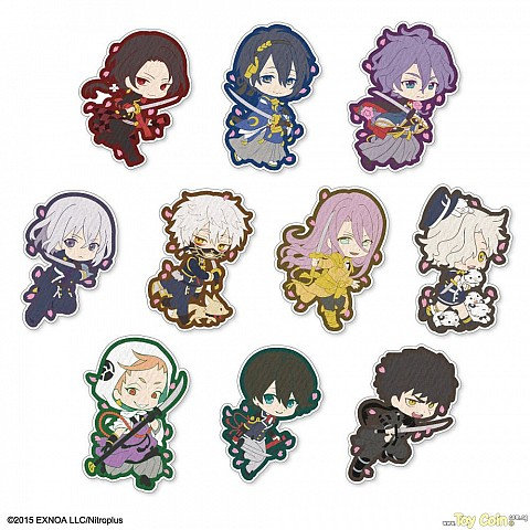 """Toy's Works Collection 2.5 Patch """"Touken Ranbu -ONLINE-"""" Vol. 1"""
