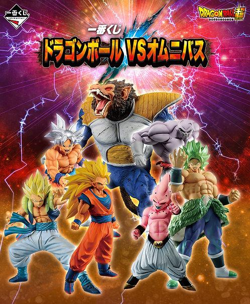 Ichiban Kuji Dragon Ball vs OMNIBUS