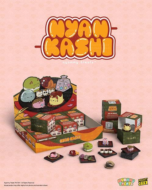 Nyan Kashi Blind Box