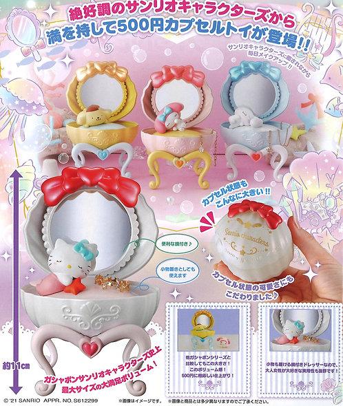 Sanrio Characters Shell Dresser Sanrio Characters