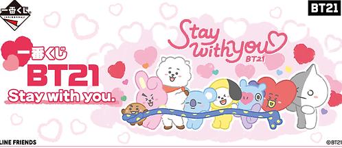 Ichiban Kuji BT21 ~Stay With You~