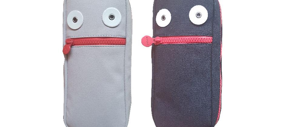 Paquete de 2 lapiceras con diseño creativo.
