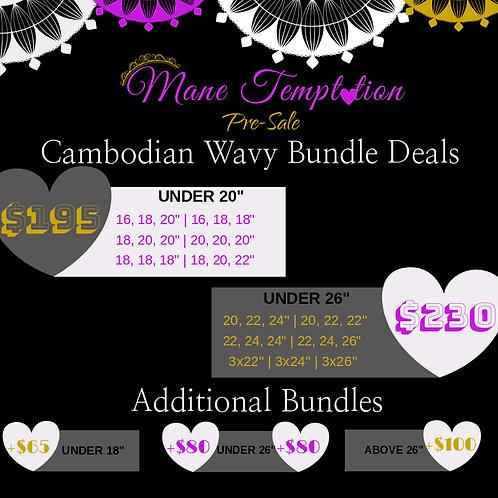 Cambodian Wavy Pre-Sale Deal