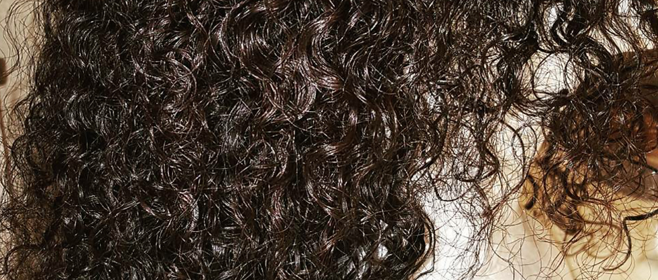 Steamed Curly Closure/Frontal