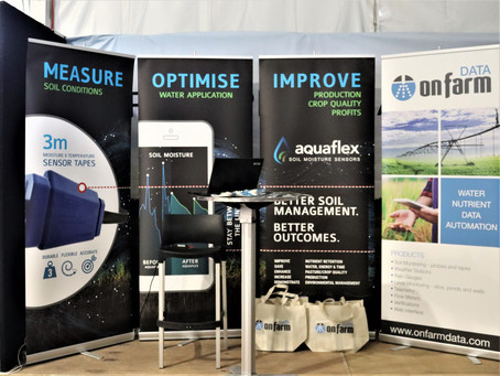 Onfarm Data at the South Island Agricultural Field Days