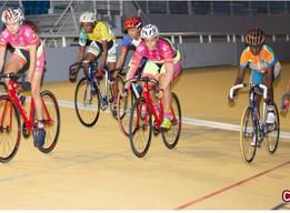 La piste féminine en Guadeloupe