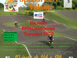 Vacance BMXGuadeloupe Toussaint 2020