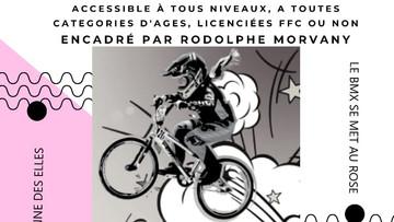 Stage de BMX 100% ELLES
