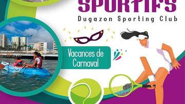 BMXGuadeloupe : Tennis Club Dugazon Vacance de Carnaval 2021