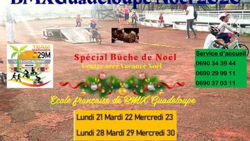 Vacance BMXGuadeloupe NOEL 2020