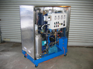 VACUUM DRY-OUT UNIT