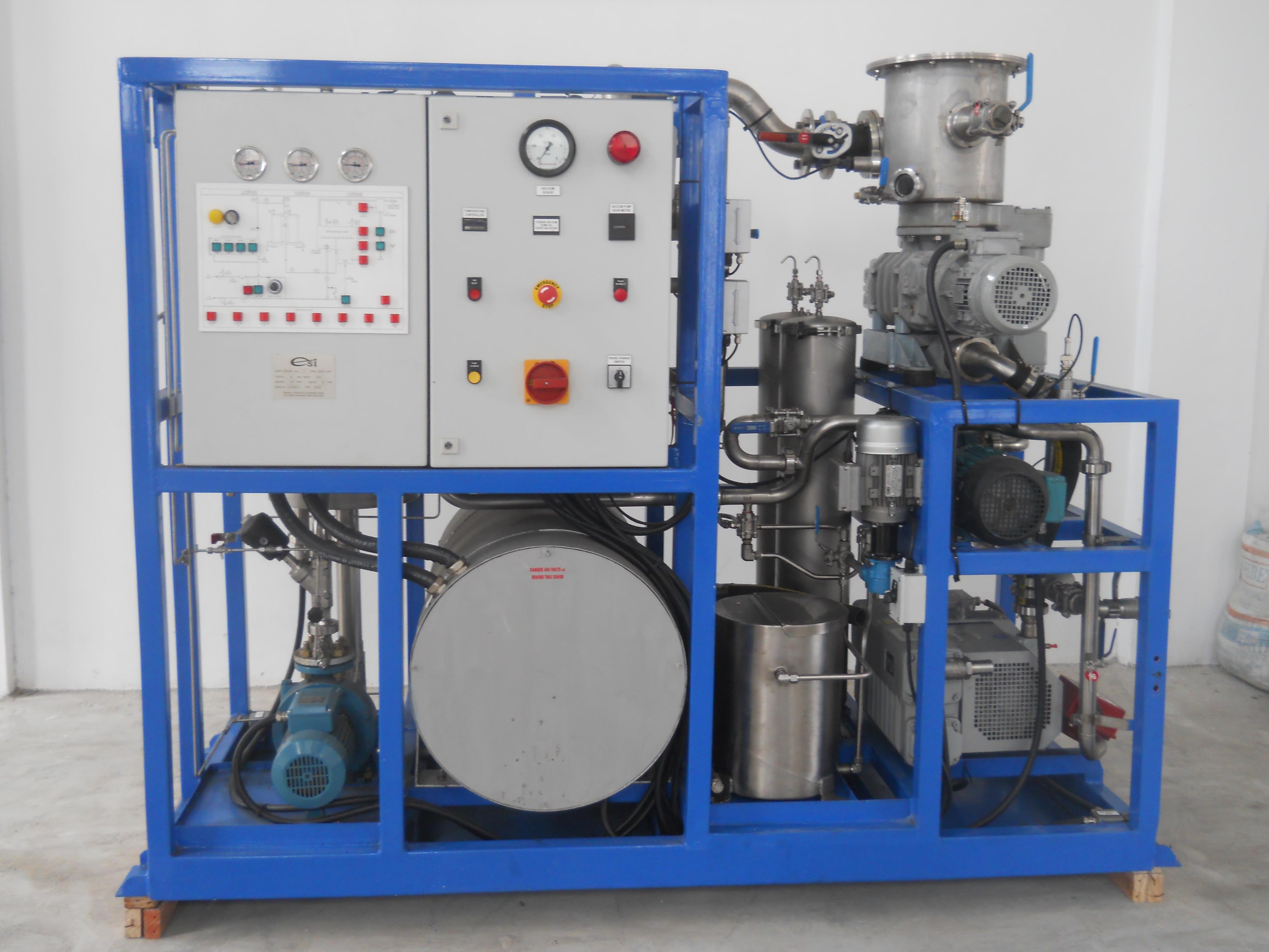 ESI 6000 litrehr purifier Bare Frame