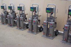Trolley Filter Units