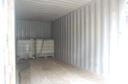 Oil Storage Interior