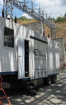 esi transformer oil service