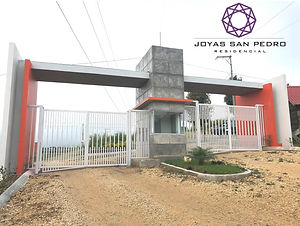 JOYAS SAN PEDRO