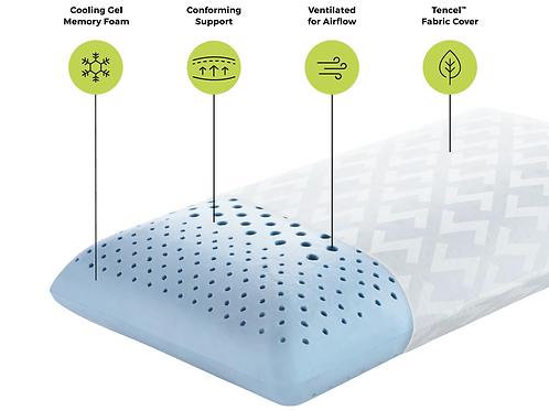 Gel Hybrid Foam Pillow