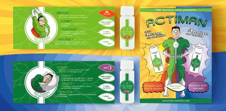 Packaging & pub