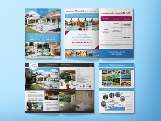 Brochure « Location séjour »