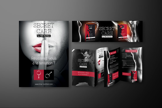 SECRET CARE by TIME Nutrition