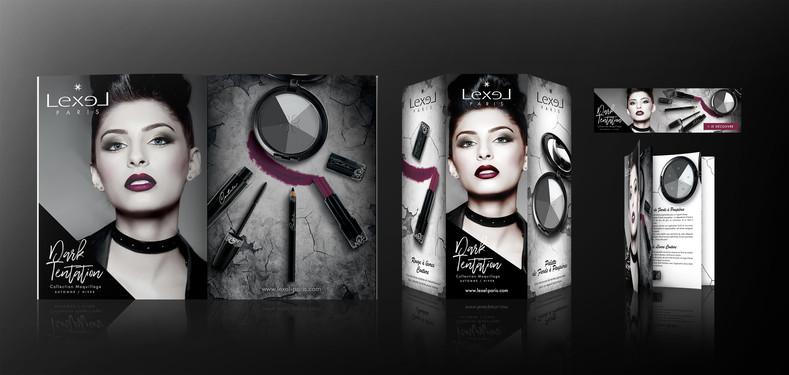 Collection maquillage Dark Tentation