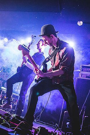 Gingerhead koncert Rock Café 2017