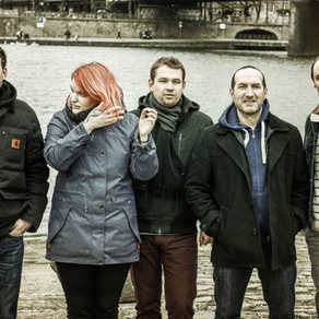 Vznik kapely Gingerhead