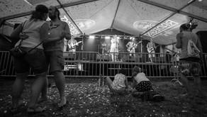 Slejvák, Gott a lívance na Sázavafestu 2018