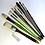 Thumbnail: Set of 10 Matisse Brushes w Case