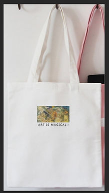 Art is Magical - Cloth Bag