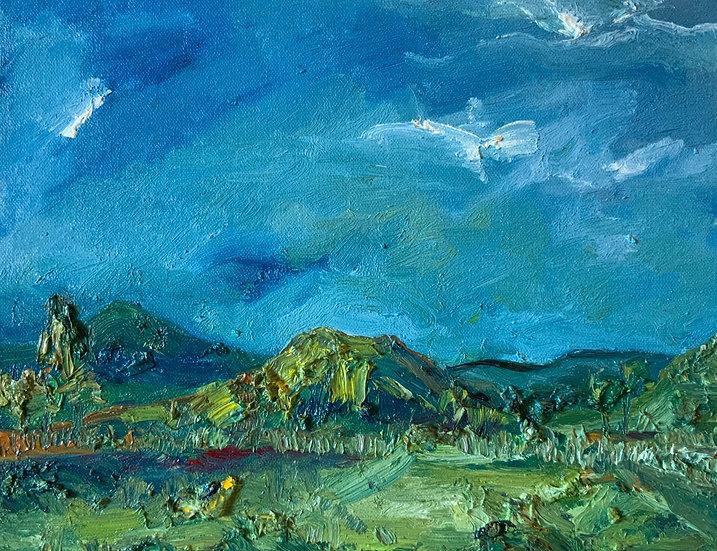 With Van Gogh
